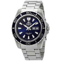 Orient FEM75002D Mako XL Automatic Blue Dial Stainless Steel 200m Dive Watch