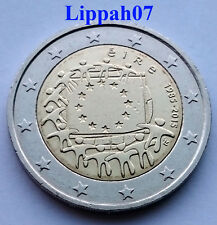 Ierland speciale 2 euro 2015 Europese Vlag UNC