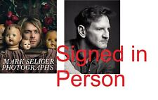 SIGNED Mark Seliger Photographs by Mark Seliger, autographed, new