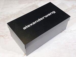 """SCATOLA CONFEZIONE LUSSO - GIFT BOX """"ALEXANDER WANG"""" 2021 ORIGINALE (31x17x11)"""