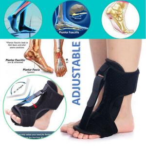Adjustable Plantar Fasciitis Night Splint Foot Drop Orthotic Brace Night Splints