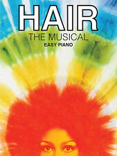 Hair The Musical Sheet Music Easy Piano Vocal Selections Book NEW 014043686
