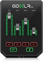 TC Helicon GO XLR MINI Multi Effects Interface Broadcaster japan【Send by FedEx】