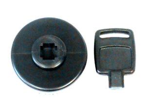 LPG Autogas BRC Tankdeckel + Vierkantschlüssel ACME