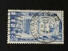 REPUBBLICA 1952 FIERA DI MILANO SERIE USATA <<<<