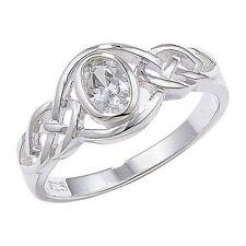 Ovale Modeschmuck-Ringe im Cocktail-Stil