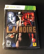 L.A. Noire [ The Complete Edition ] (XBOX 360) NEW