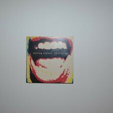 "ROLLING STONES - Terrifying - 1990 3"" CDsingle 4-TRACKS"
