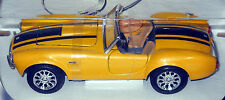 "1965 Shelby Cobra 427 Convertable Maisto ""Special Edition"" Die Cast Car 1:24"