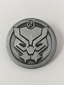 Black Panther Marvel Hidden Disney Mickey Pin