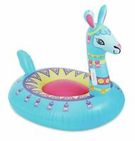 Chad Valley Llama Inflatable Ride On Float For Hot Days Around The Pool NEW_UK