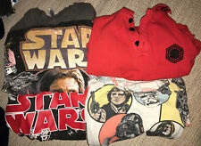 Star Wars T shirts homme XS/S small Unisexe Femme Han Solo Yoda mandalorien