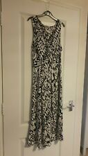 Size 18 Marks And Spencer Monochrome Dress