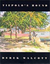 Tiepolo's Hound, Derek Walcott, 0374105871, Book, Good