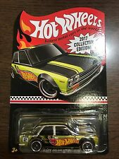 2017 Hot Wheels DATSUN BLUEBIRD 510 JAPAN Toysrus promotion item