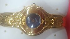 vintage ONSA MCM swiss watch gold stanless steel back assembleing in cairo new
