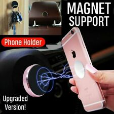 Universal Magnetic Mount Car Phone Holder Mobile For GPS iPhone iPad Samsung SET
