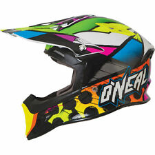 O'Neal Not Rated Off Road Graphic Motorcycle Helmets