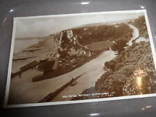 Eastbourne   Holywell Retreat  B/W PHOTOGRAPH VINTAGE POSTCARD  EX  COND 1
