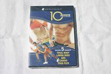 Beachbody 10 Minute Trainer 2 Different DVD Sets, Tony Horton NEW! SEALED!
