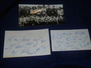 Bulgarien - DDR - Autogramme - signiert - signed - 1969 - UEFA Junioren