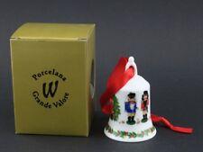 Porcelana Grande Valore Weihnachtsglocke Glocke Nussknacker in der ovp
