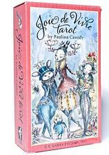 JOIE DE VIVRE Tarot Cards Deck Paulina Cassidy Beautiful Dreamy Ethereal Fantasy