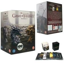 Game of Thrones Box Set DVDs & Blu-rays