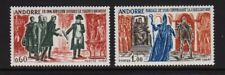 French Andorra - #159-60, mint, cat. $ 45.00