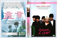 BLONDIE - Farewell Concert Live, dts  DVD NEW