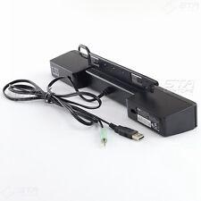 HP LCD Speaker Bar 531565-001 Model OP-090003 USB External Speaker
