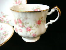 Paragon Victoriana Rose Cup Only - Gold Trim