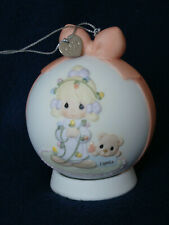 Precious Moments Ornament - May Your Christmas Be Delightful - 114982 - 2003