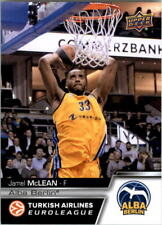2015-16 Upper Deck Turkish Airlines Euroleague Choose From
