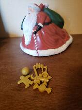 Nightmare Before Christmas Hasbro Santa Figure *Loose*