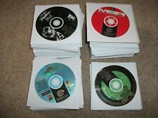 BUZZ LIGHTYEAR, VF 3TB, MSR & JET SET RADIO - Sega Dreamcast (PAL/UK) DISCS ONLY