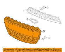 Chevrolet GM OEM 16-18 Spark Front Bumper-Lower Bottom Grille Grill 42352967