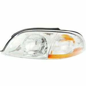 New Headlight (Driver Side) for Ford Windstar FO2502178 2001 to 2003