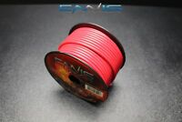 10 GAUGE WIRE ENNIS ELECTRONICS 100 FT RED PRIMARY STRANDED AWG COPPER CLAD