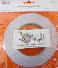 Buy 2 get 1 free Crafty Koala Double Sided Tape - 6mm x 50m Acid & Photo Safe