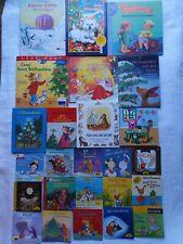 Paket 25 Kinderbücher Weihnachten; 15x Pixi + 10 Mini Bücher