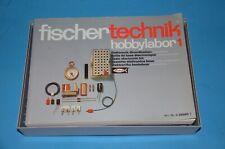 Fischertechnik Hobbylabor 1