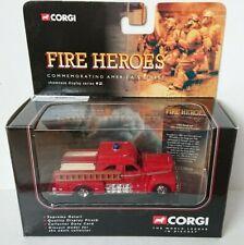 More details for corgi cs90012 fire heroes seagrave sedan pumper san francisco new