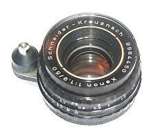 Schneider Objektiv für Exakta Kamera