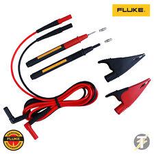 Fluke SureGrip kit1r avec AC285, TL224, TP175E Multimètre / clampmeter jeu