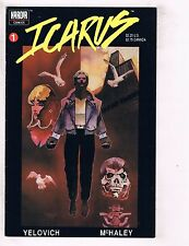 5 Indy Comic Books # 1 4 13 46 111 Icarus Rust Fighting Navy DHP Comet J103