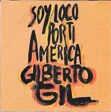 GILBERTO GIL Soy Loco Por Ti America CD BRAZIL IMPORT 1995