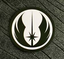 Star Wars Sticker Jedi Order Waterproof and UV resistant PVC sticker (75mm)