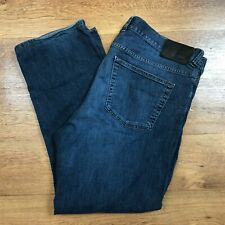 Canali 1934 Jeans Straight Fit Blue EU 58 W40 L27""