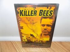 Killer Bees (DVD, 2006) Nothing is Safe From This Deadly Swarm BRAND NEW SEALED!